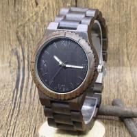MATOA jam tangan kayu