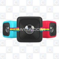 Best Polaroid Cube. Action Camera - Black