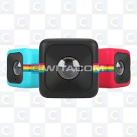 hanya video polaroid cube. action camera - black jbc06