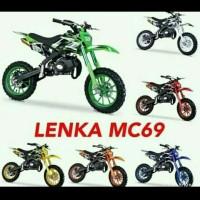 Motor mini Lenka Trail MC69 motor cross motocross