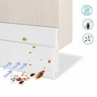 Lis Pelindung Penahan Lubang Bawah Pintu Debu Serangga