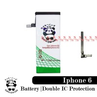 Baterai Iphone 6 Iphone 6G Rakkipanda Double Power Protection