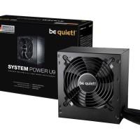 be quiet SYSTEM POWER U9 500W - 80 Plus Bronze Certified - 3 Years
