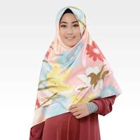 Jilbab / Kerudung Segi Empat / Hijab Scarf Rabbani - RBN CARAGEM