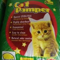 pasir wangi cat pamper champion 20 kg
