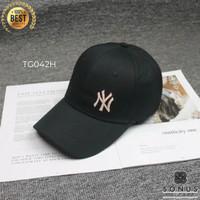 TOPI BASEBALL IMPORT NEWYORK NY MLB SPORT   HIGH QUALITY BORDIR NY22