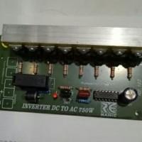 KIT/MODUL INVERTER DC 43823 PROMO V TO AC 220 V-750 WATT