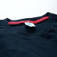Kaos polos Koze Premium Comfort size XS,S,M,L,XL Warna Hitam