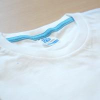 Kaos polos Koze Premium Comfort size XS,S,M,L,XL Warna Putih