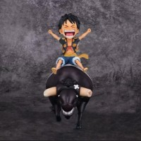 Figure Anime One Piece Monkey D Luffy GK