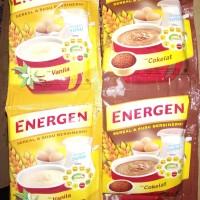 ENERGEN CEREAL RENCENG VANILA/COKLAT