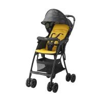 Aprica 92559 Stroller Magical Air Plus S Kereta Dorong Bayi Yellow
