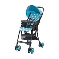 Aprica 92555 Stroller Magical Air S Kereta Dorong Bayi Blue