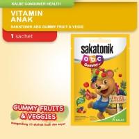 Sakatonik ABC Gummy Fruit & Vegie