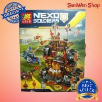 LEGO LELE NEXO SOLDIER HIGH TRACTOR 79307 ..