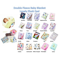 Selimut Bayi Carter | Selimut Anak Double Fleece Carter's Blanket