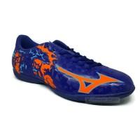 Sepatu Futsal MIZUNO RYUOU IN NAVY ORIGINAL 100%