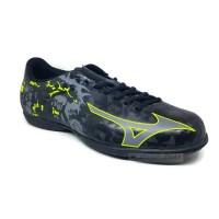 OBRAL Sepatu Futsal MIZUNO RYUOU IN Black 100% ORIGINAL