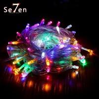 Lampu Tumblr / Natal LED / Dekorasi / Twinkle Light RGB