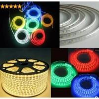 Lampu Led Strip Selang SMD 5050 220V Waterproof Led Selang 5050 Tumblr