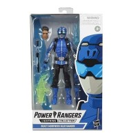 Power Rangers Beast Morpher Blue Lightning Collection