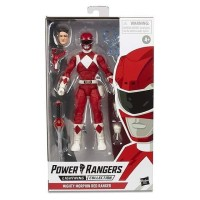 Power Rangers Mighty Morphin Red Ranger Lightning Collection