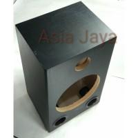 Box Speaker 8 Inch Persegi Panjang