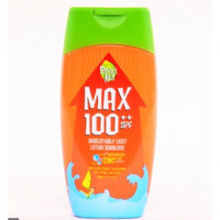 Beach Hut Max100++SPF Lotion Sunscreen 100ml