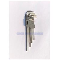 kc0085 Kunci L PANJANG 9 Set Long Hex Key