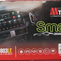 Head unit double din android 10 inch oem expander MTECH MM-8803LE