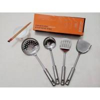 Peralatan dapur set stainless steel