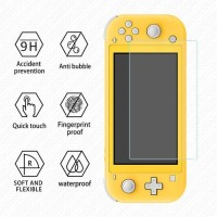 Nintendo Switch Lite Screen Tempered Glass 9H Hardness Anti Bubble