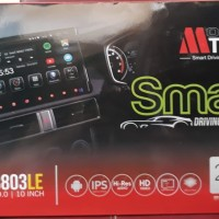 "Head unit double din android 10"" expander MTECH MM-8803LE"