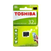 Micro SD Tosibah 32GB - Memory Card / MMC Tosibah