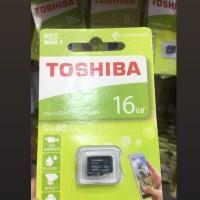Micro SD Tosibah 16GB - Memory Card / MMC Tosibah