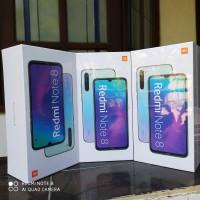 Xiaomi Redmi Note 8 Garansi Resmi 4/64