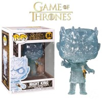 Funko POP! Game Of Thrones Season 8 - Night King w Dagger in Chest #84