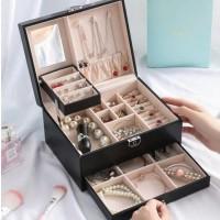 Kotak Perhiasan/Gelang/Kalung/Cincin/Anting/tempat Uang