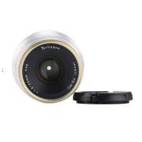 murah Lensa 7artisans 25mm f1.8 for Fuji XA1 XA3 XA5 XE1 XE2 XT1