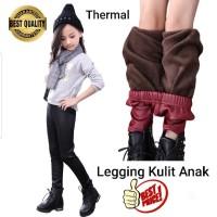 Celana Kulit Musim Dingin Anak / Long John Legging 01
