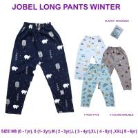 Jobel Long Pants Boy - Winter Edition (0-5 tahun)
