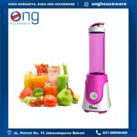 Personal Hand Mini Blender 2 Wadah Juice Oxone OX853 OX 853