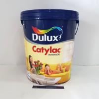 Cat Tembok Dulux Catylac Interior Base A/putih 5kg Siap Gosend/Grab