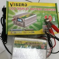 visero digital display charger accu 12c 10a otomatis
