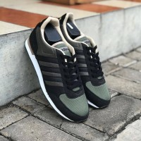 Adidas Neo City Racer Green Brown