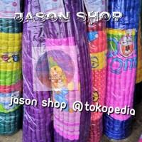 Kasur lantai/Kasur palembang isi Super Product Kapuk uk.180x200 cm