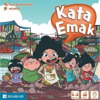 KataEmak BoardGame + Card Protector - Toko Board Game