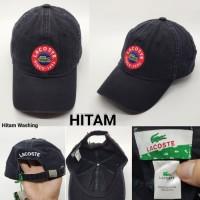 topi branded import premium Terbaru - UArmour Merah