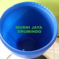 Drum plastik bekas / Terlaris tong plastik / tong sampah / tong