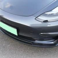 LIMITED PRODUK for Tesla Model 3 2017-2020 front lip spoiler NEW